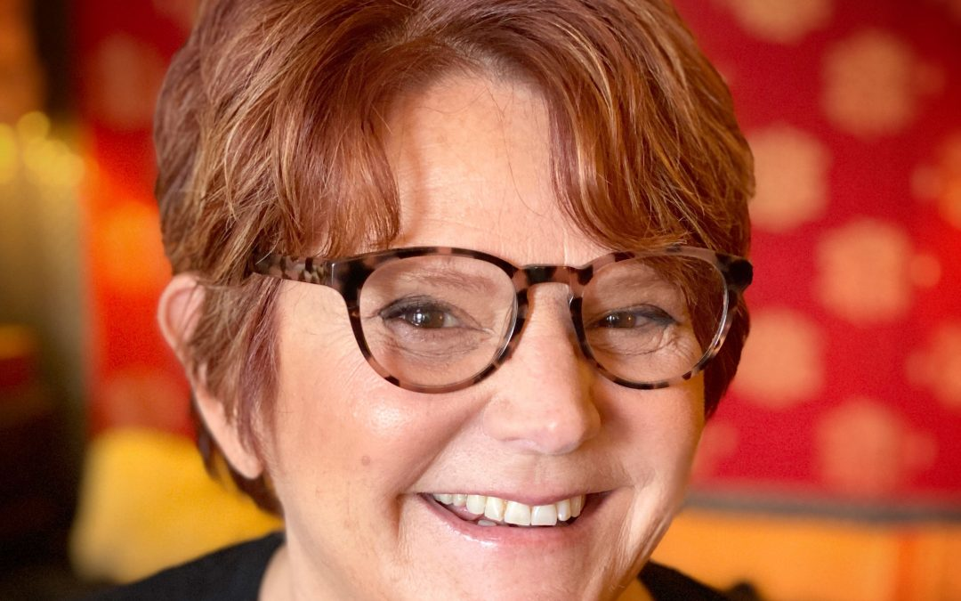 Portrait of Judy Heft, Certified Money Coach