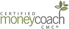 certified money coach logo