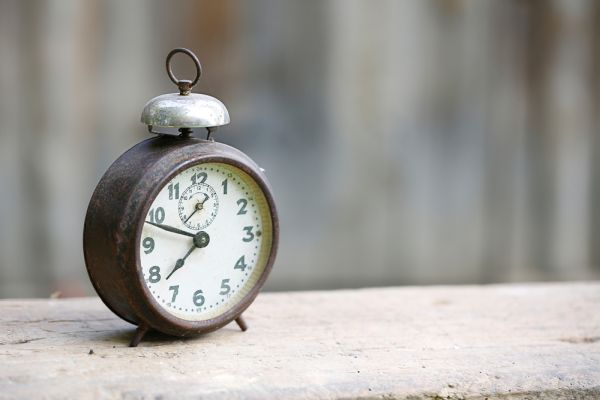 A New Way to Think About Time and Money